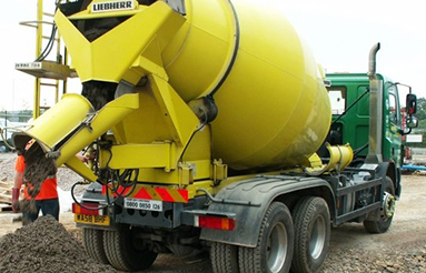supply ready mixed concrete in somerset